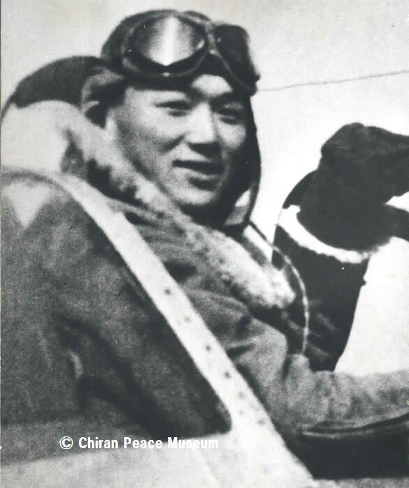 Captain Masaya Abe Captain